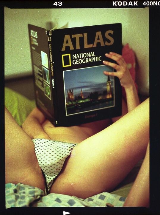 O GRANDE ATLAS - Rita Lino