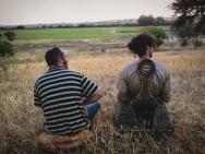 Runchi y Lex en el ritual del ledset // Sunset ritual